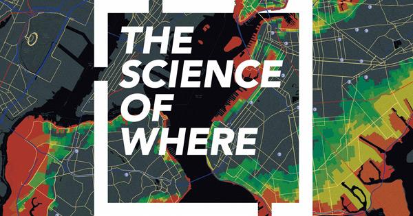 Você sabe o que é a Ciência do Onde?