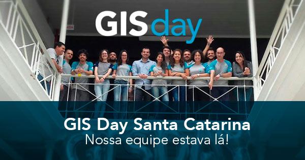 GIS Day é comemorado em Santa Catarina