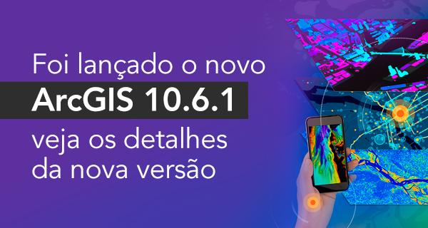 ArcGIS 10.6.1