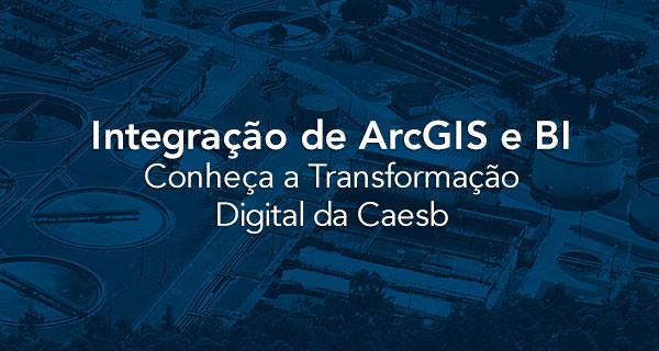 Integração de ArcGIS e BI