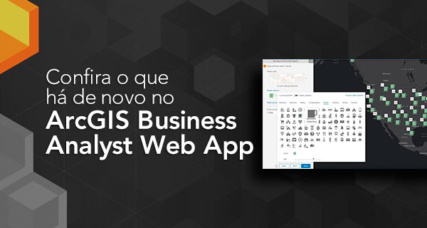 confira o que há de novo no business analyst web app