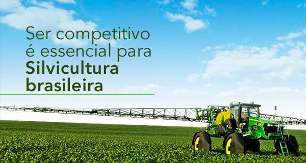 Ser competitivo é essencial para Silvicultura brasileira - Blog Portal GEO