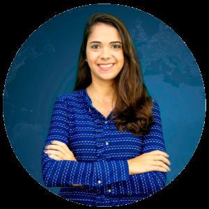 Letícia Mose - referência em SIG no Brasil - Especialista Esri - Governo Municipal e Federal - Marketing Técnico Imagem Esri - Portal GEO