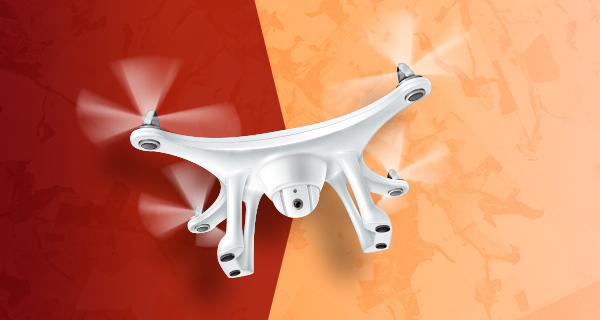 Tratamento de imagens de drones para o setor de mineração