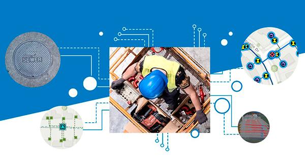 Utility Network aplicado nos setores elétrico e saneamento