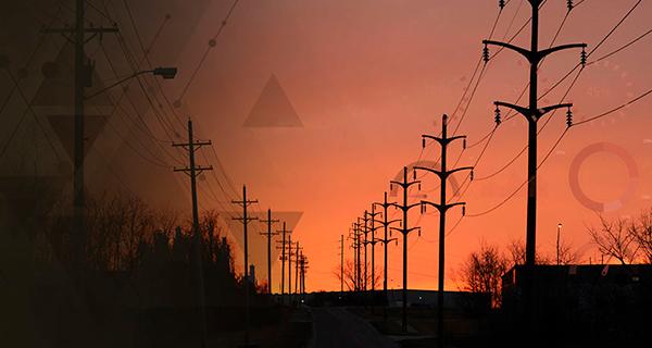 Gestão de perdas de energia elétrica