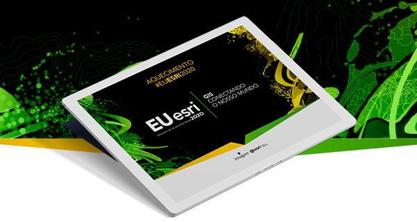 eBook de ArcGIS grátis para inscritos no EU Esri 2020