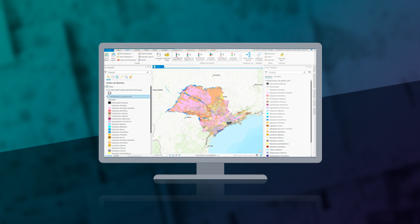 Faça um mapa pedológico usando o ArcGIS Pro pela 1ª vez