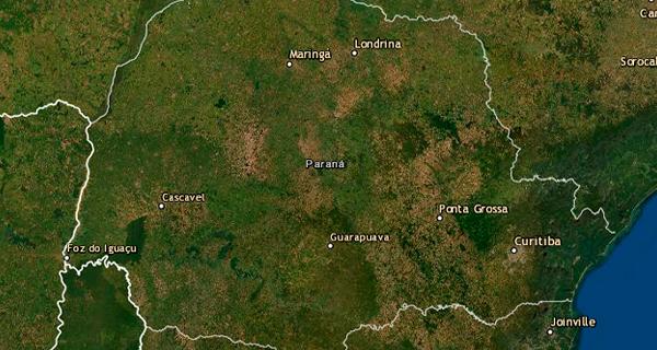 Geoprocessamento em apoio à gestão pública eficiente no Paraná